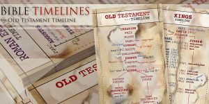 Quick Study Old Testament Timeline
