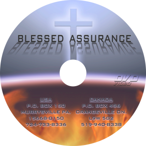 blesssed assurance cover