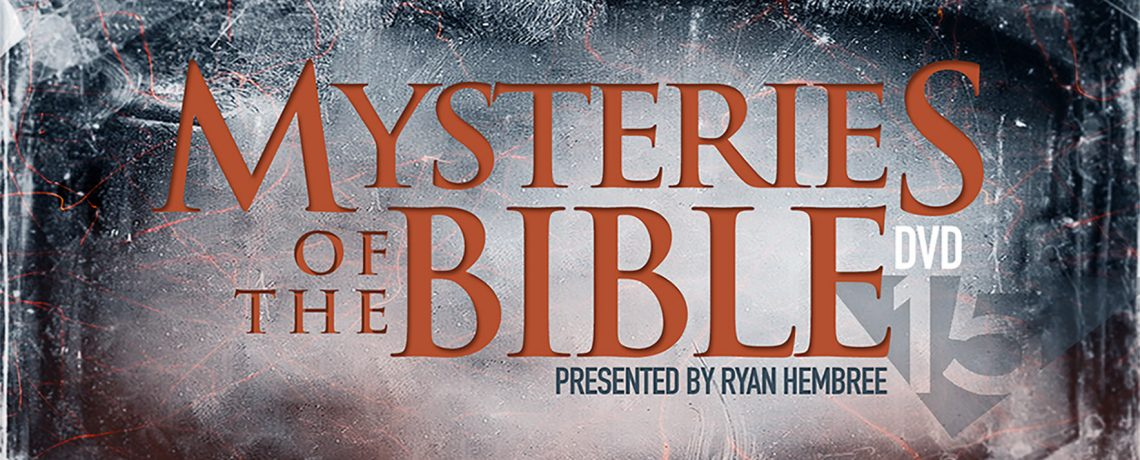15 Mysteries of the Bible