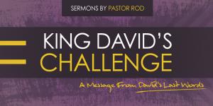 King David's Challenge
