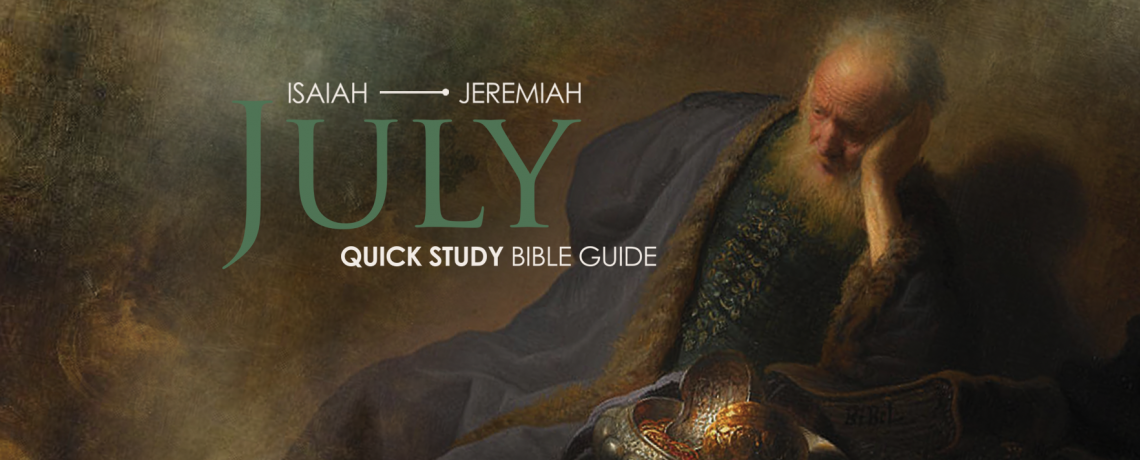 Quick Study Bible Guide