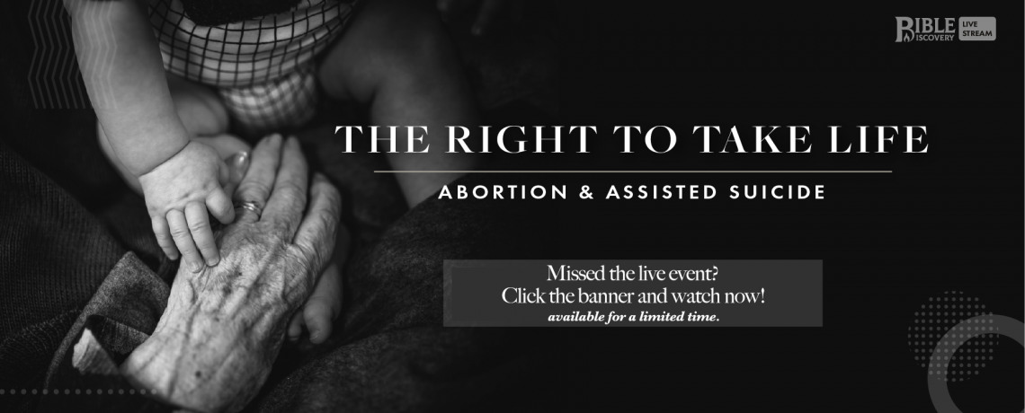 The Right To Take Life